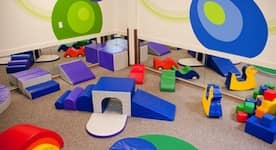 infant daycare learning center gymnasium austin tx