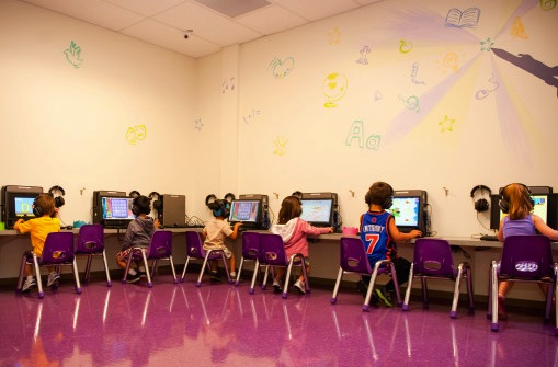 preschool computer lab learning center for daycare
